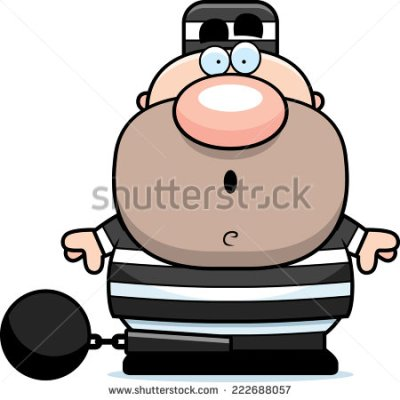 stock-vector-a-cartoon-illustration-of-a-prisoner-looking-surprised-222688057